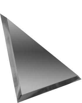 ГУ-30-Зеркальная плитка графит угол 300х300мм фацет 10мм