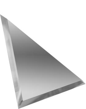 СУ-20-Зеркальная плитка серебро угол 200х200мм фацет 10мм