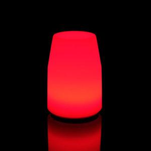 6103-Светильник настольный LANTERN 135х100х185мм RGBLED 220v