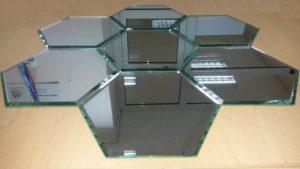 Индивидуальное  изготовление зеркальной плитки