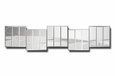 зеркальное модульное панно Мюнхен-1