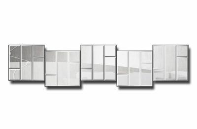 модульное зеркальное панно Мюнхен-3