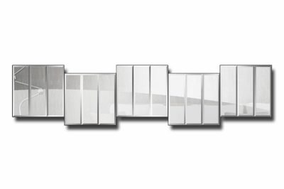 модульное зеркальное панно Мюнхен-4