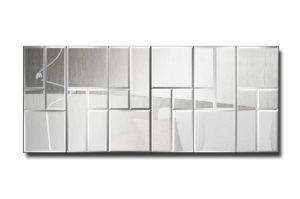 модульное зеркальное панно Монако-1
