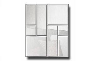 60П2-1-Зеркальное модульное панно Сидней-1