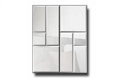 модульное зеркальное панно Сидней 1