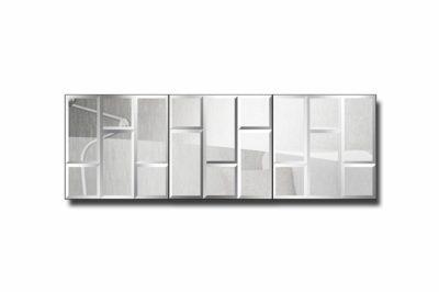 зеркальное модульное панно Лондон-3