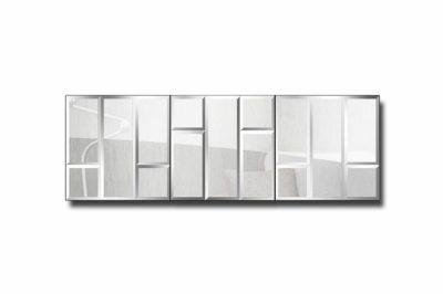 зеркальное модульное панно Лондон-6