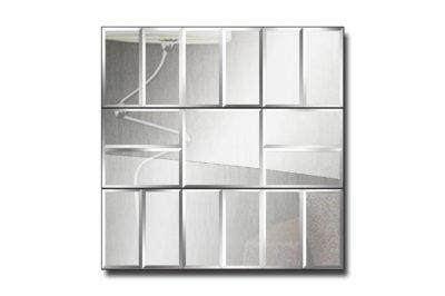 модульное зеркальное панно Рим-4