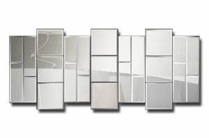 модульное зеркальное панно Ницца-3
