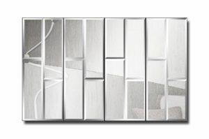60П4-2-Зеркальное модульное панно Мадрид-2