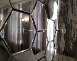 Зеркальная плитка СОТА